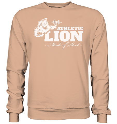 ATHLETIC LION - Basic Sweatshirt