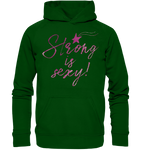 TRONG IS SEXY - Basic Unisex Hoodie