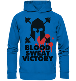BLOOD SWEAT VICTORY - Hoodie