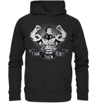 PAIN THEN GLORY BLACK/WHITE - Hoodie