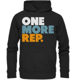 ONE MORE REP - Basic Unisex Hoodie
