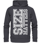 SIZE MATTERS - Hoodie