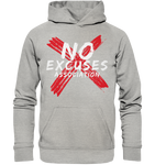 NO EXCUSES ASSOCIATION - Hoodie