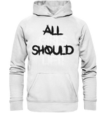 ALL GIRLS SHOULD LIFT - Hoodie - bodybuildingshirts