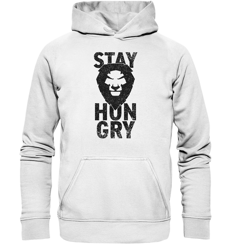 STAY HUNGRY - Basic unisex hoodie