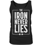 THE IRON NEVER LIES - Ladies Tank-Top