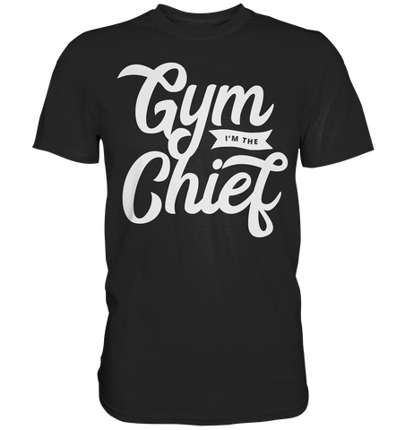 GYM CHIEF - Shirt