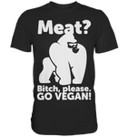 MEAT - Premium Shirt - bodybuildingshirts