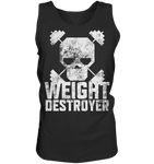 WEIGHT DESTROYER - Tank-Top
