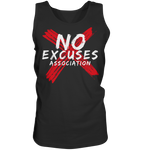 NO EXCUSES ASSOCIATION - Tank-Top