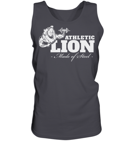 ATHLETIC LION - tank top