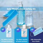 Solo PProtectiveE safety kit