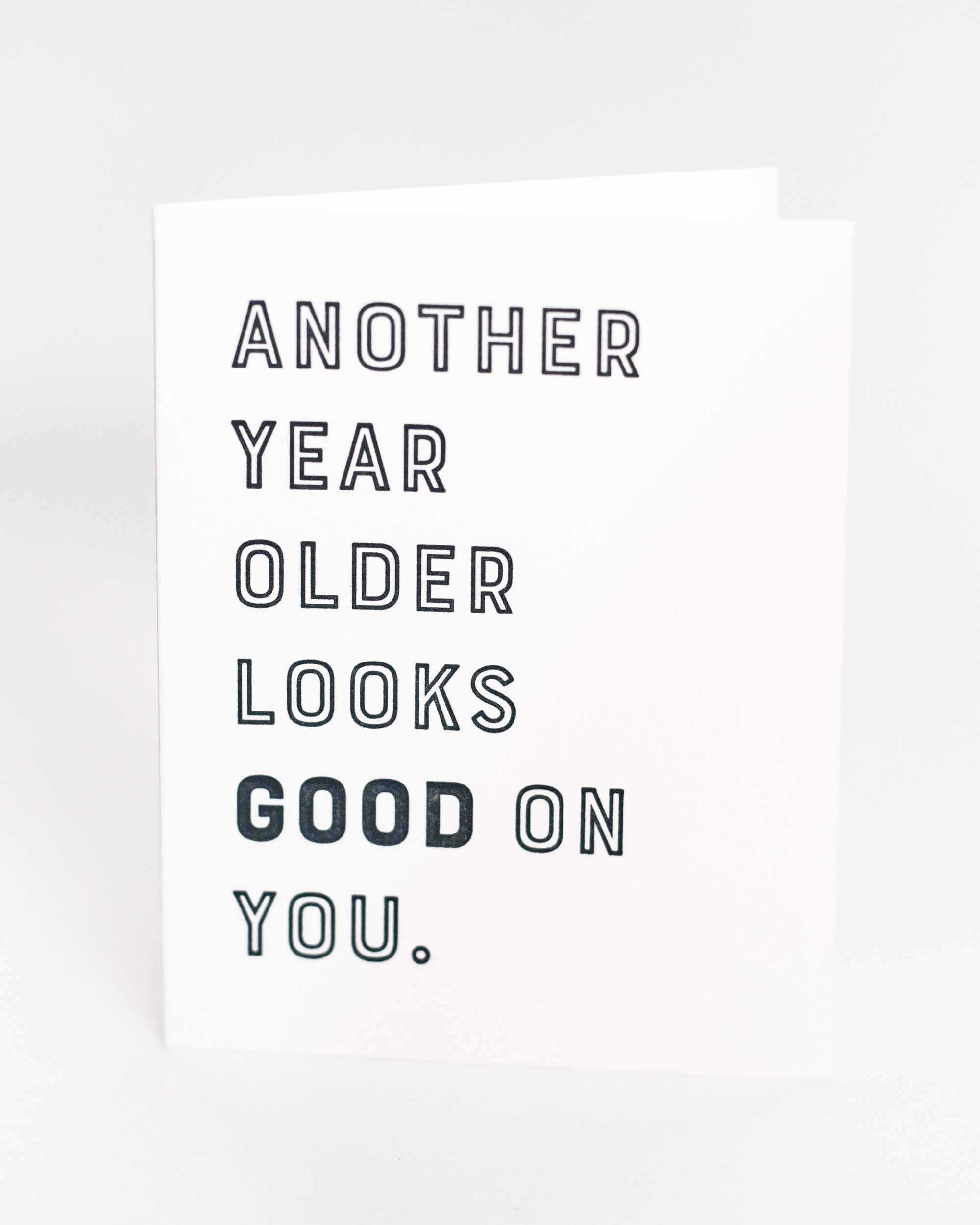 Another Year Older Card