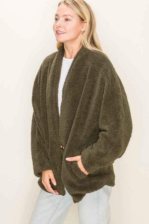 Fuzzy Coat $39/each