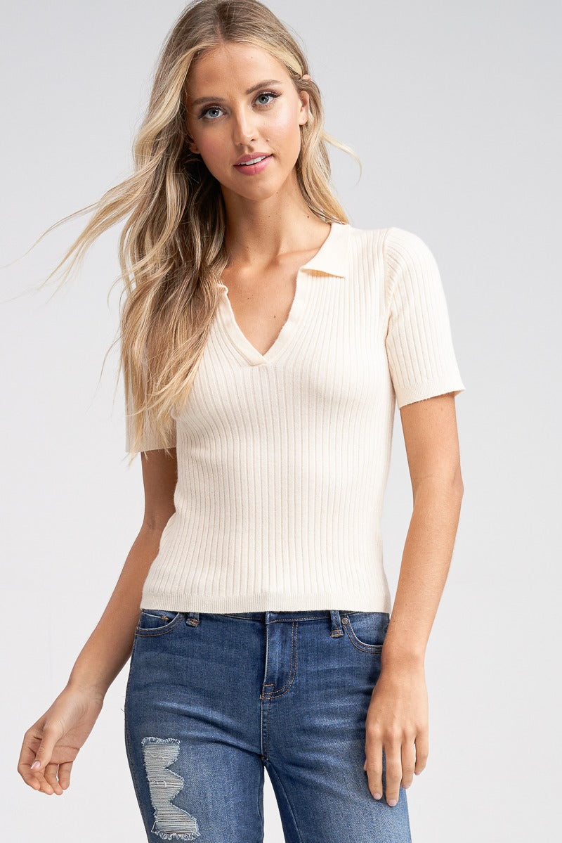Janet Knit Shirt