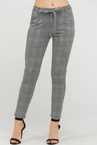 Bow Tie Checkered Pants $25/each