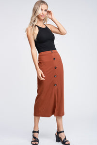 Ribbed Knit Skirt $36/each