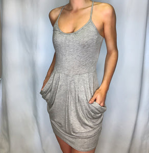 Casual Spaghetti Strap Dress
