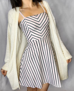 Stripe Summer Dress