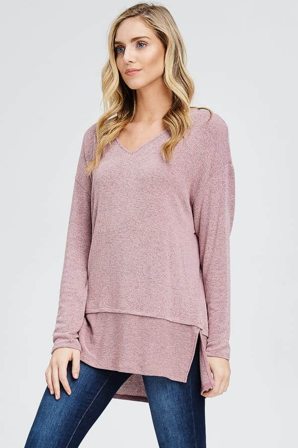 Amara V-Neck Soft Top $29/each