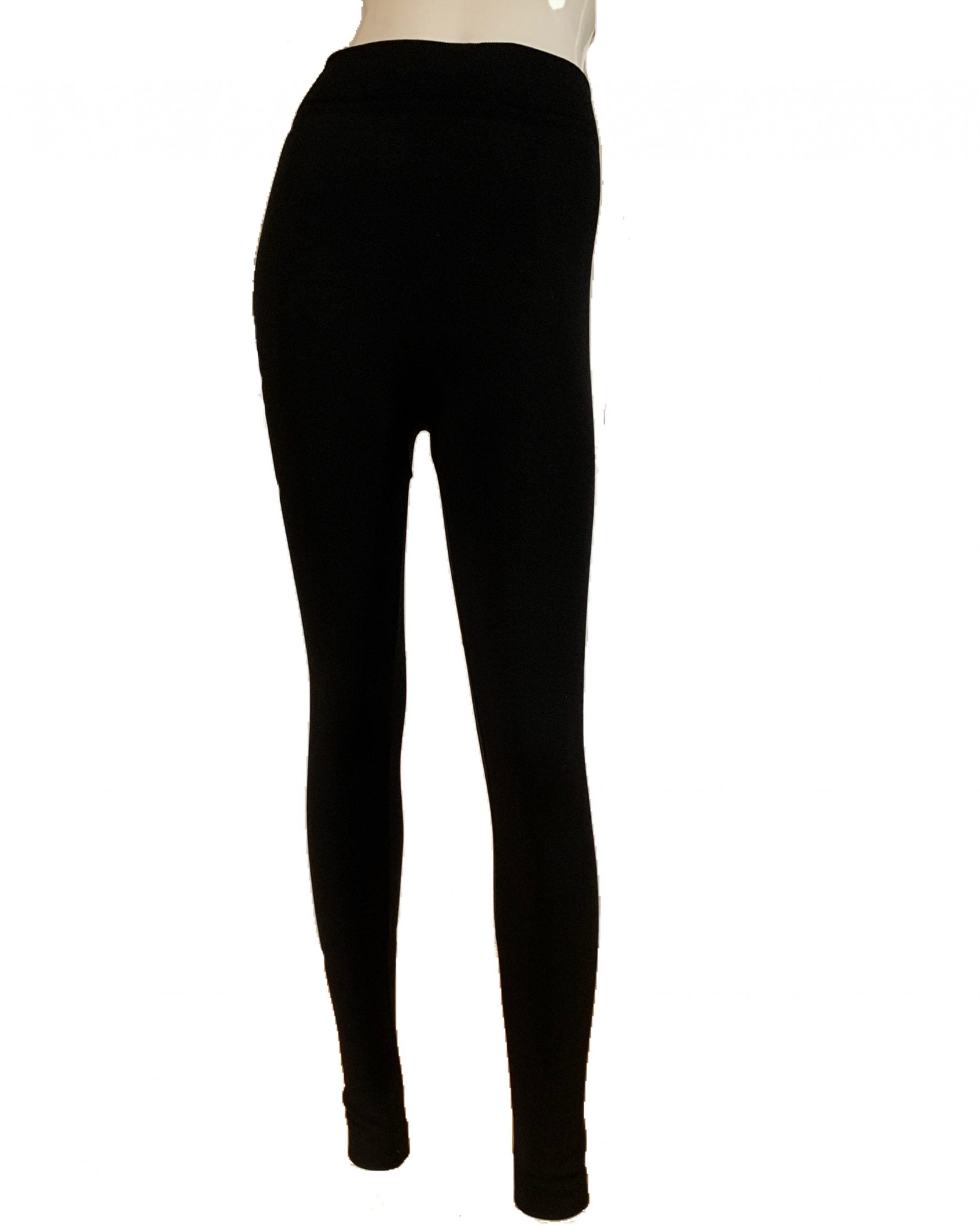 Wide Waistband Fleece Leggings $9/each