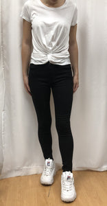Mid Rise Black Jean $29/each