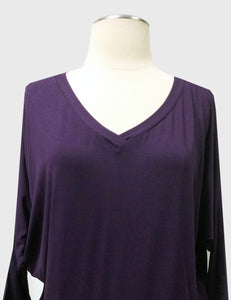 3/4 Slv V Neck Dolman Top $10/each