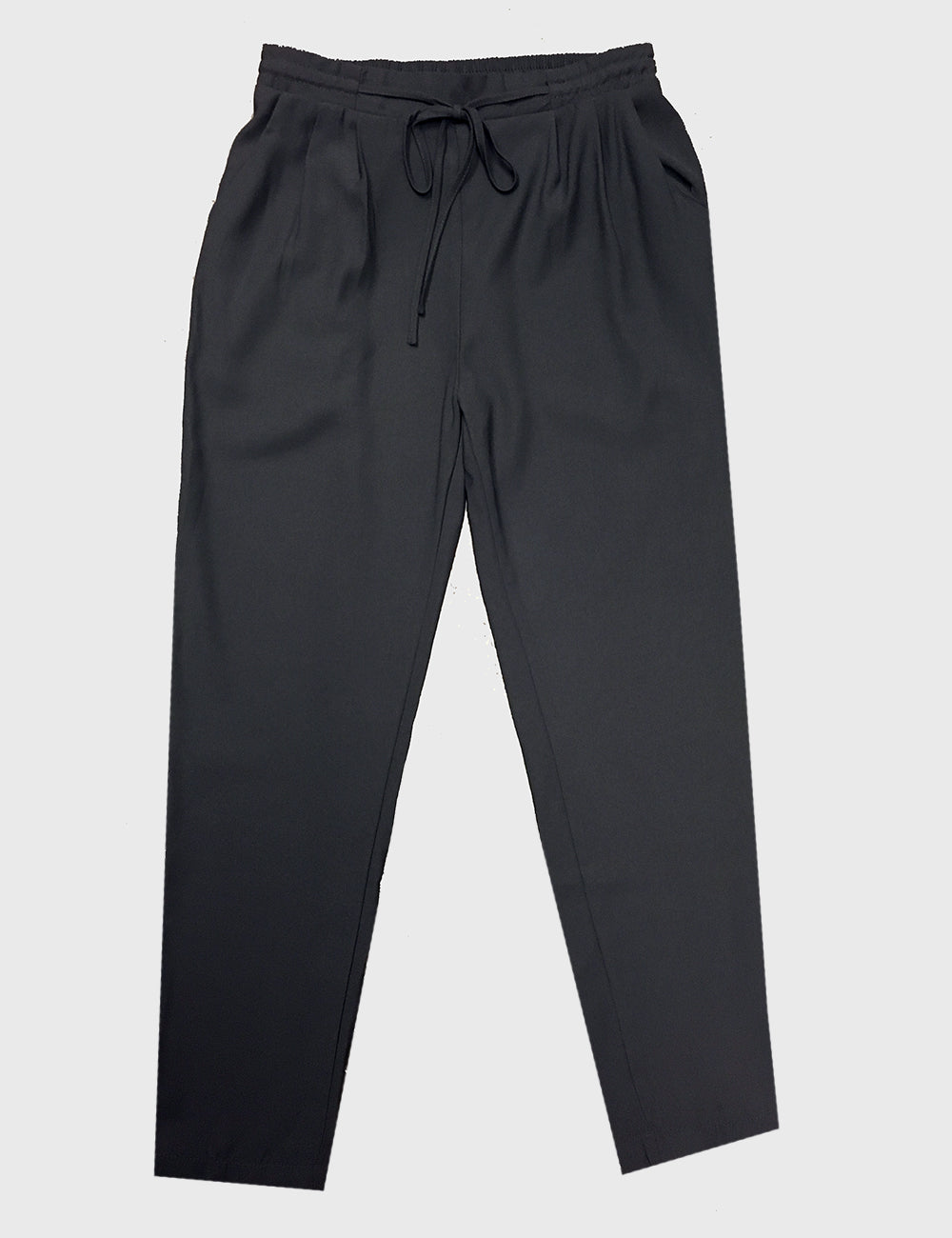 Drawstring Pleat Pants $10/each