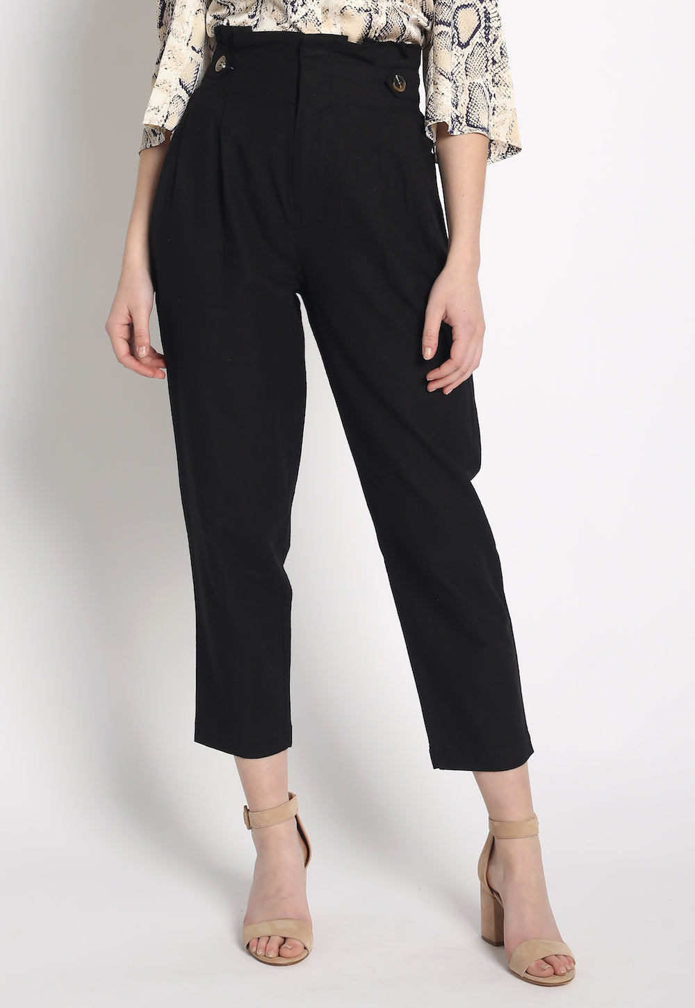 Side Tab Linen Pants $28/each