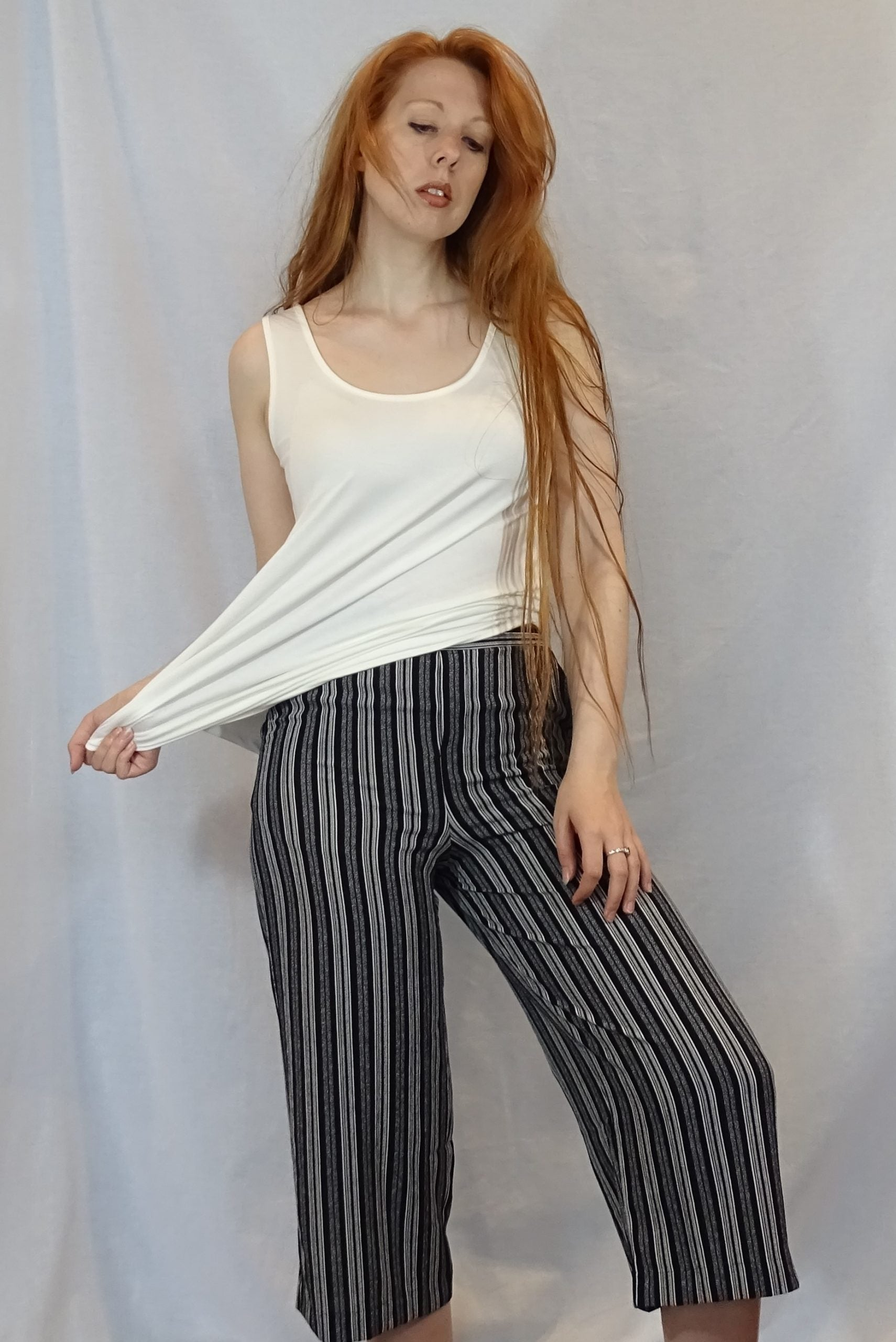 Light Summer Stripe Pants $25/each