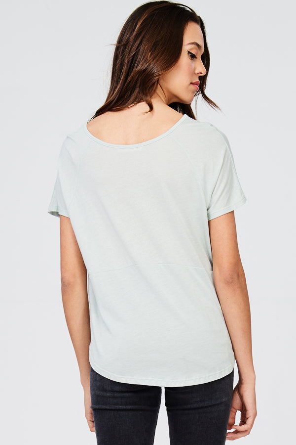 S/S Light Seam Tee