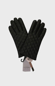 Quilted Stitch Gloves