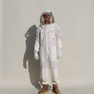 Flow Beekeeper Suit – 3-layer Ventilated Mesh