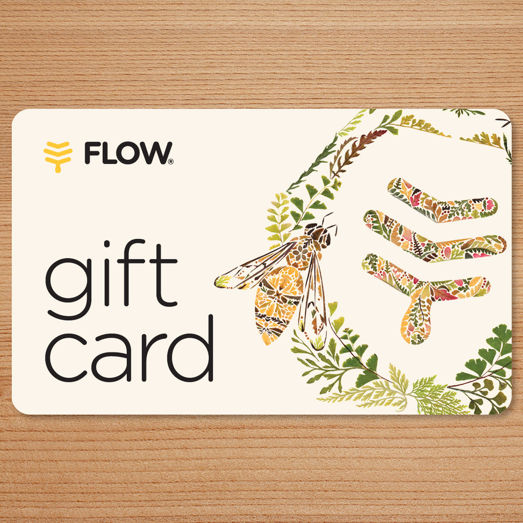Flow Gift Cards