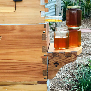 Flow Honey Harvesting Shelf Brackets