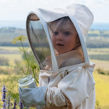 Load image into Gallery viewer, Toddler Bee Suit - Organic Cotton
