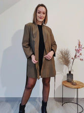 Afbeelding in Gallery-weergave laden, Two faced blazer - Khaki