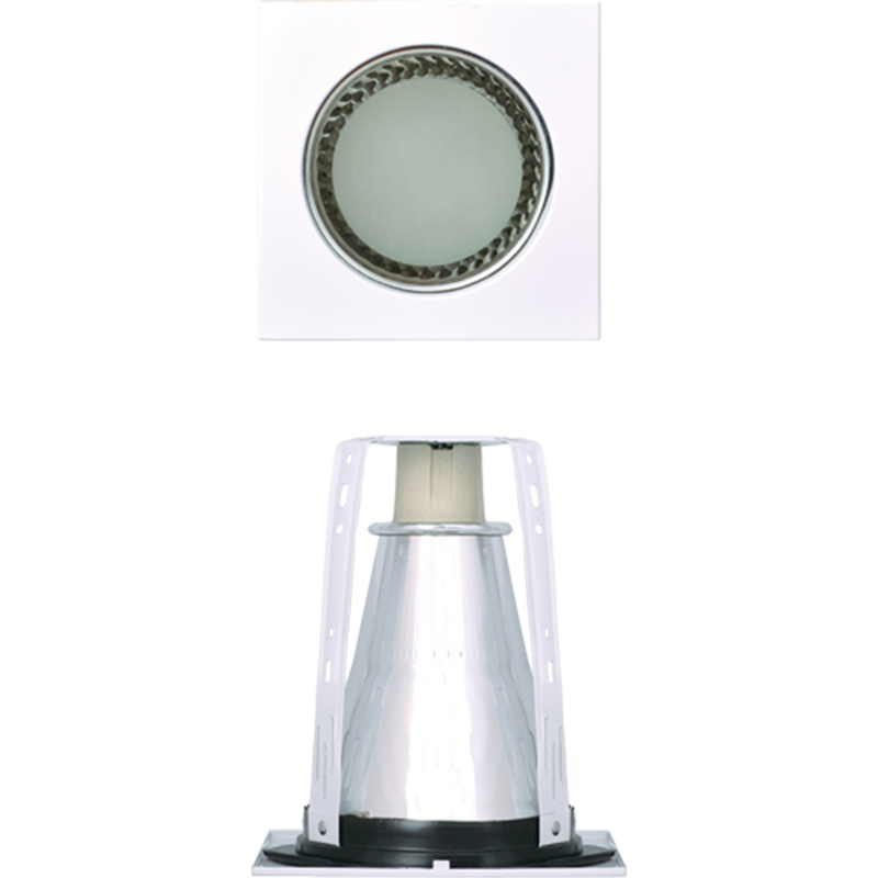 Firefly Square Vertical Downlight Recess Type