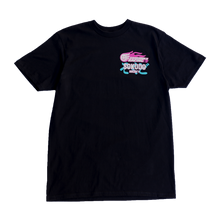 Load image into Gallery viewer, Sokudo Society x Good Smile Racing Tread Tee - Black