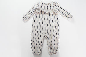 Gap Knit Onesie- Baby Girl (6M-12M)
