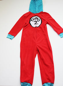 Thing 1 or 2 Costume- Boy Size 6