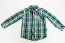 Load image into Gallery viewer, Lucky Collared Shirt- Toddler Boy (4T)