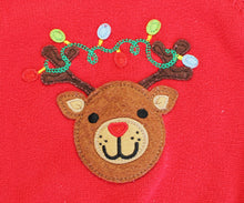 Load image into Gallery viewer, Mud Pie X-Mas Party Sweater- Unisex (12M-18M)