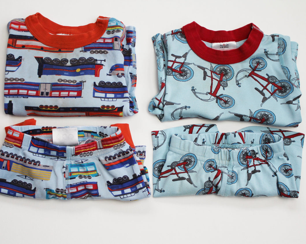 Hanna Andersson set of 2 PJ's- Baby Boy (18M-24M)