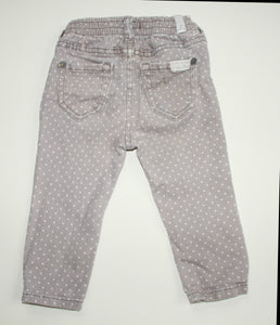 Seven Grey Jeans- Baby Girl (18M)