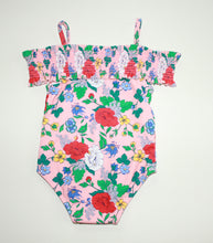 Load image into Gallery viewer, Janie and Jack Off the Shoulder Swimsuit- Baby Girl (12M-18M) & Baby Girl (18M-24M)- New with Tags