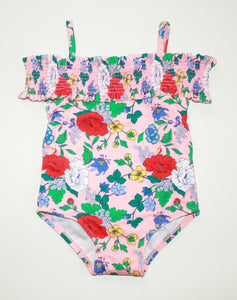 Janie and Jack Off the Shoulder Swimsuit- Baby Girl (12M-18M) & Baby Girl (18M-24M)- New with Tags