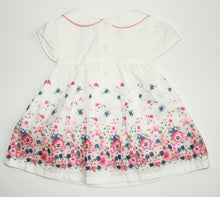 Load image into Gallery viewer, Janie and Jack Floral Print Dress- Baby Girl (12M-18M)