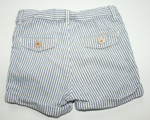 Zara Seersucker Shorts- Baby Boy (12M-18M)