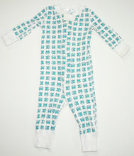 Load image into Gallery viewer, Serena and Lily Zip Up Onesie- Baby Boy (6M-9M)